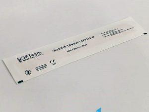 spatula linguala sterila