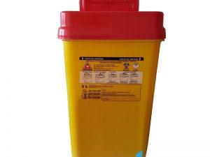 Cutii polipropilena intepatoare - taietoare 5L