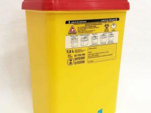 Cutii polipropilena intepatoare - taietoare 7,5L
