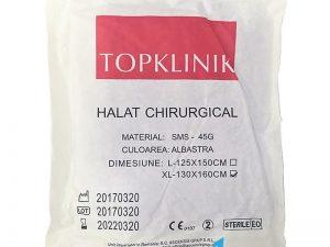 Halat chirurgical steril TopKlinik