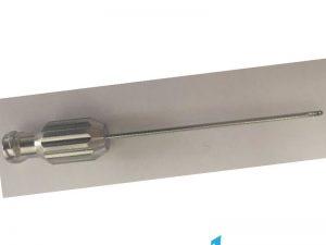 Luerlock Cannula Micro Cannula 1.2mm x 5cm