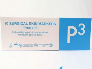 Marker steril P3