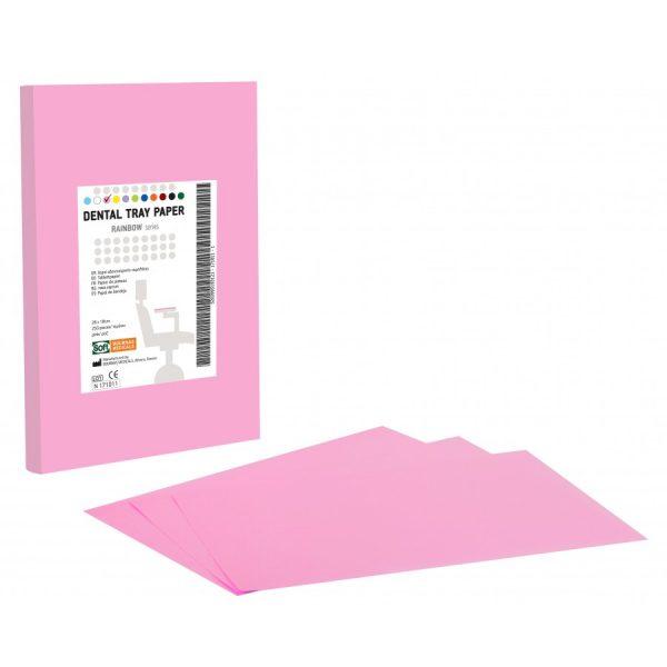 hartie pentru protectie tava culoare roz