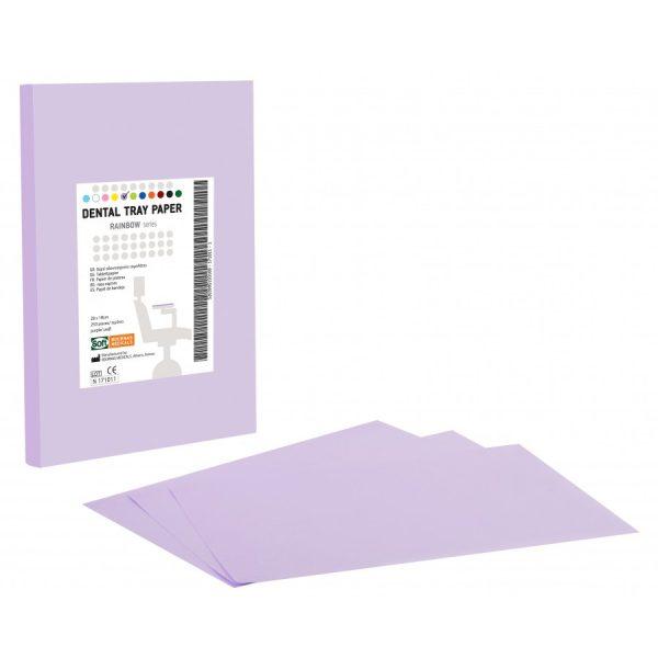 hartie pentru protectie tava culoare violet