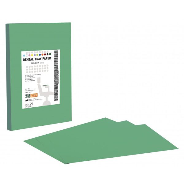 hartie pentru protectie tava culoare lime