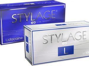 STYLAGE L cu lidocaină – 2*1 ml