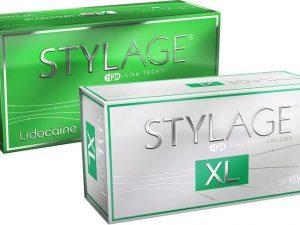stylage xl cu lidocaină – 2*1 ml
