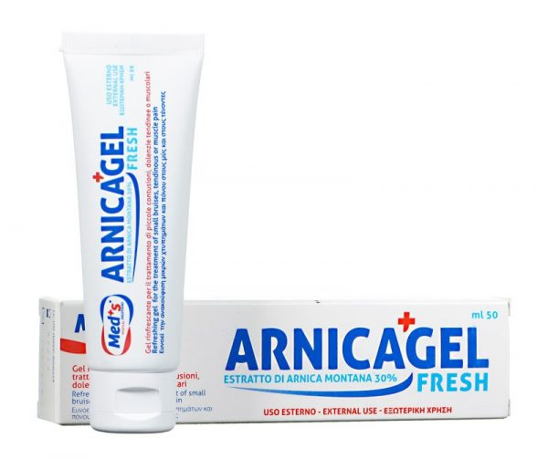 Arnica Gel 30% extract de arnica