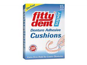 benzi adezive pentru proteze dentare