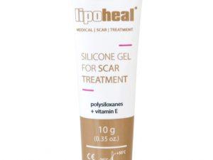 gel siliconic pentru cicatrici LIPOHEAL gel 10g