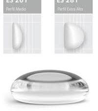 Implanturi mamare rotunde netede