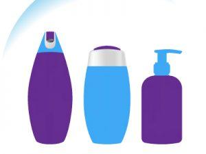 Șampon Gel de duș și Balsam